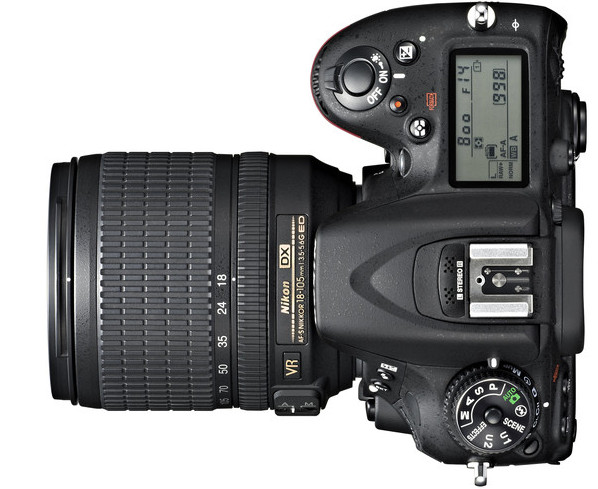 Nikon D7100 24MP APS-C camera snnounced - pics and specs