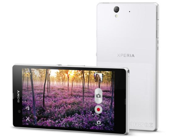 Sony Xperia Z smartphone hands-on review: huge screen, classy looks and toilet-proof