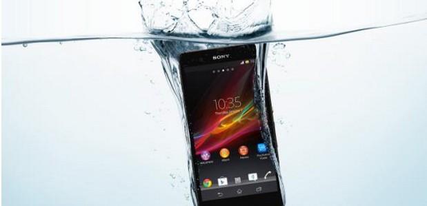 Sony Xperia Z bath-friendly 13MP flagship smartphone on Three network