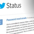 Twitter has announced that its systems had been attacked in the past week by a bunch of unidentified ne'er do wells who had potentially gained access to the usernames, email […]