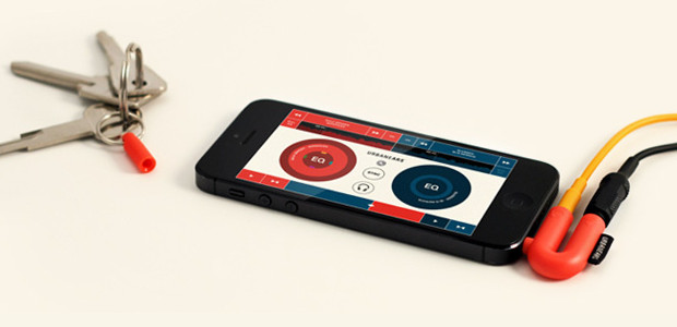 Urbanears Slussen lets you DJ and cue on your iOS device