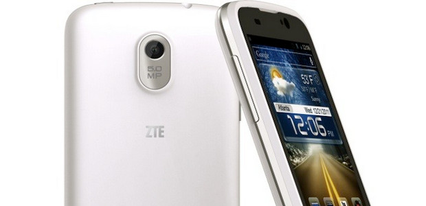 ZTE Blade 3 budget handset serves up 4 inches of Android goodness for £80