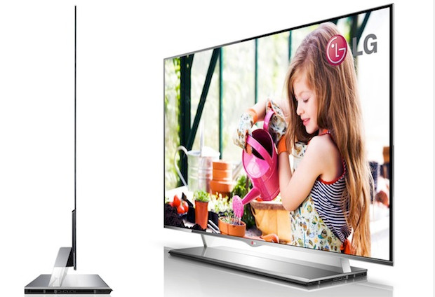 LG's astonishingly thin 55-inch OLED HDTV launches in the UK in July. Expect to pay an arm and a leg. And a bit more.