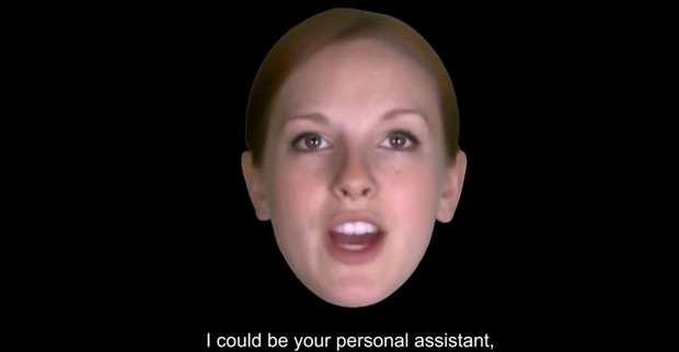 Cambridge University shows off astonishing virtual digital talking head that expresses human emotions on demand