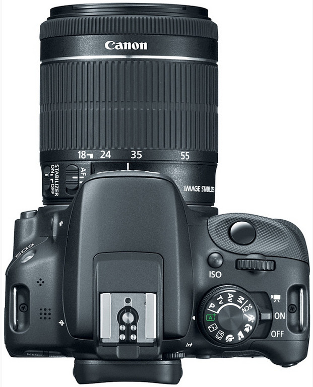 Canon's EOS 100D/Rebel SL1 billed as the world's smallest and lightest APS-C DSLR
