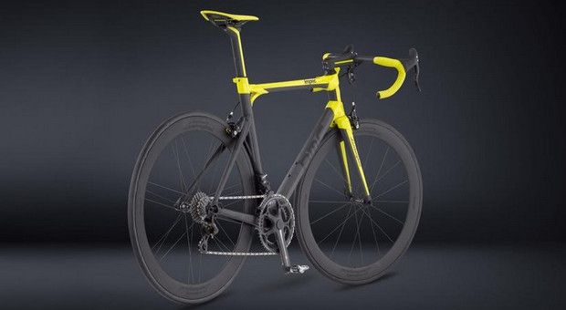 BMC and Lamborghini introduce a stunning €25,000 carbon bicycle