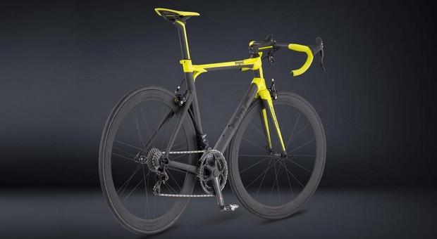 BMC and Lamborghini introduce a stunning €25,000 carbon bicycle