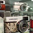 Introduced during the peak of the swinging sixties in 1967 and staying in production until as late as 1984, the Olympus Trip 35 is a beautifully simple and hard-wearing 35mm compact camera […]