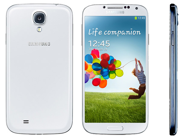 Samsung Galaxy S4 announced and here's the photos, specs and videos