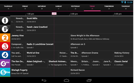 BBC releases Android iPlayer Radio app and says it's better than the iOS version