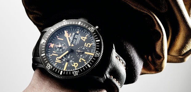 Lumis B-42 Black Mars 500 chronograph - a stunning watch with an out of this world price tag