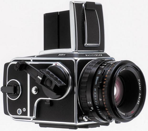 End of an era as Hasselblad discontinue their legendary V-system cameras