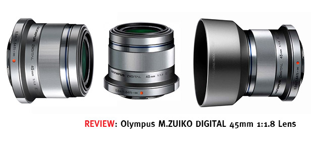 Olympus M.Zuiko Digital ED 45mm f1.8 - a stunning portrait lens that's worth every penny