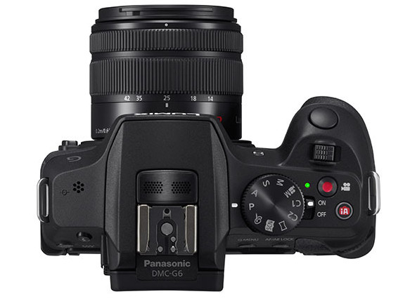 Panasonic Lumix DMC-G6 takes on the Olympus OM-D with added Wi-Fi and NFC