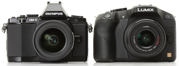 Panasonic Lumix DMC-G6 takes on the Olympus OM-D, throws Wi-Fi and NFC into the mix
