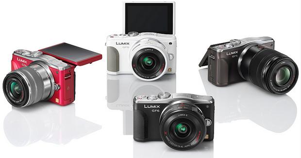 Panasonic Lumix DMC-GF6 MFT compact offers 16MP sensor and filters galore