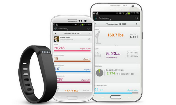 Fitbit FlexWireless wristband activity tracker launches in UK