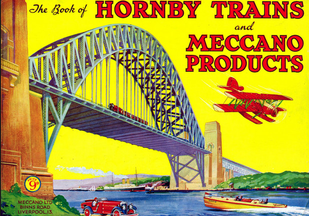 Model railway icon Frank Hornby celebrated in Google doodle