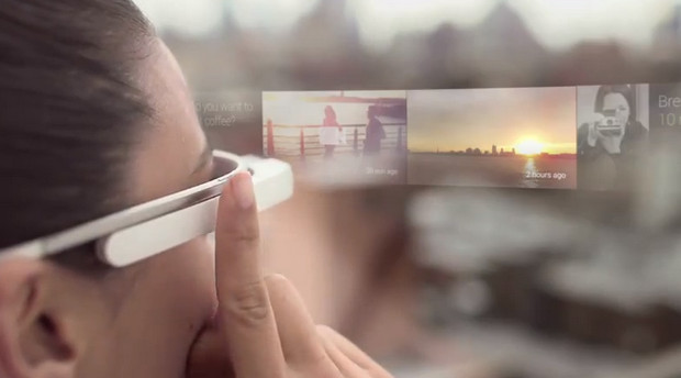 Google Glass how-to video shows off a futuristic, but simple interface