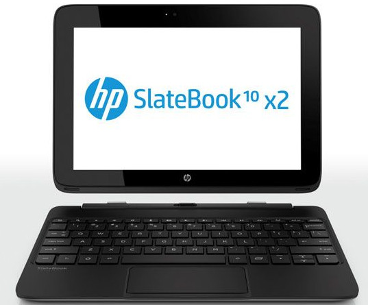 HP SlateBook x2 convertible Android tablet/laptop packs Tegra 4 chip and 1920 x 1200 display