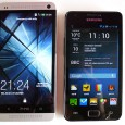 Ahead of the full HTC One review we'll be doing next week, here's a couple of quick comparison snaps showing how the S4 rival sizes up against our long-serving (and rather battered) Samsung Galaxy […]