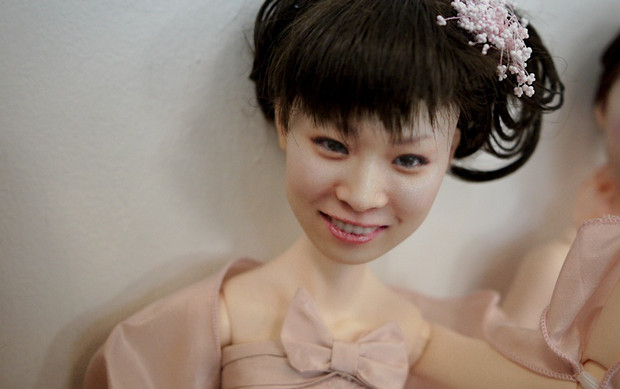 Behold the utter weirdness of the Human Cloned Dolls from Japan