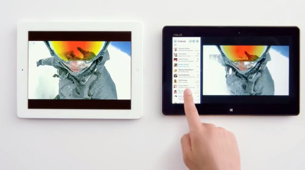 Microsoft goes on the offensive and attacks the iPad's 'limited abilities'