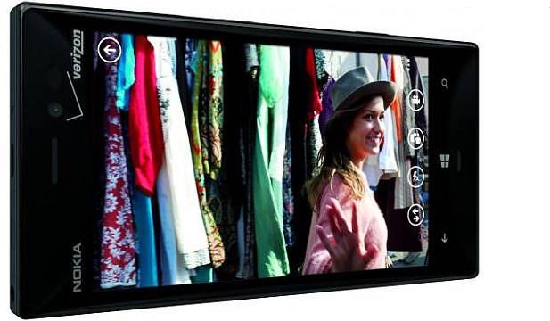Nokia Lumia928 flagship Windows Phone 8 phone packs f2 lens and wireless charging