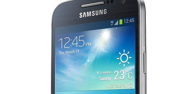 Samsung Galaxy S4 Mini announced, with 4.3″ display and 8MP camera