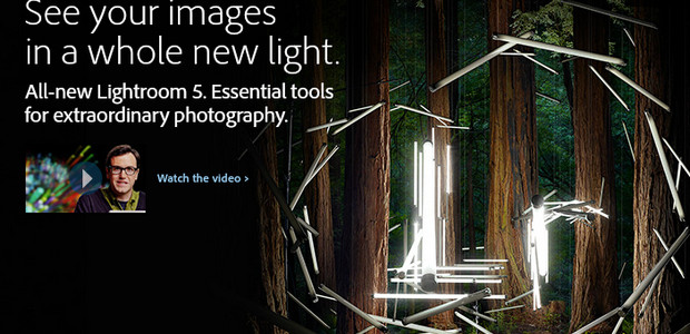Adobe releases Photoshop Lightroom 5, law of diminishing returns seem to be kicking in