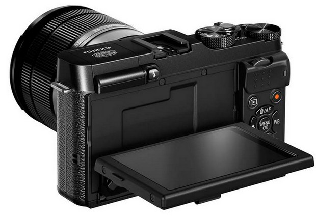 Fujifilm X-M1 plus 24mm-76mm lens serves up delicious retro looks in APS-C compact