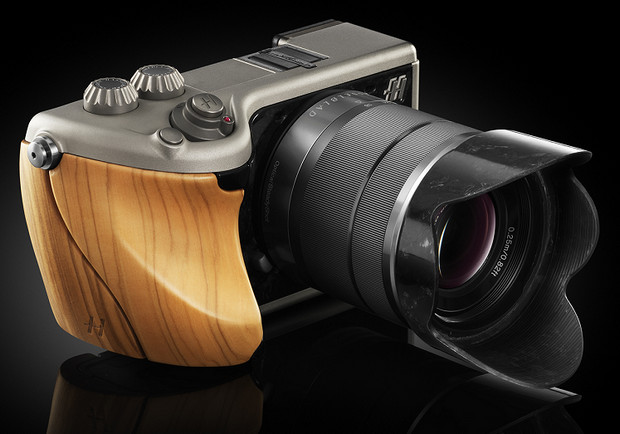 Hasselblad introduces the world's ugliest camera, the Hasselblad Lunar