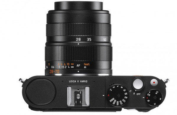 Leica announces X Vario zoom compact with APS-C sensor,  28-70mm zoom and insane price tag