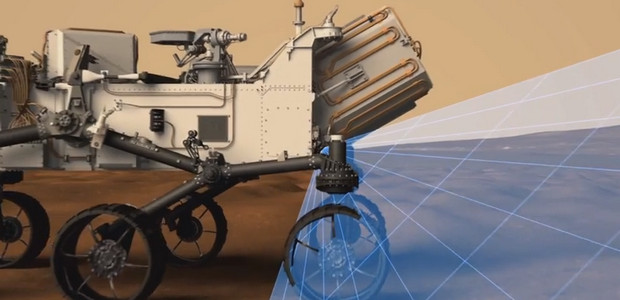 Mars rover Curiosity and its 17 cameras explained