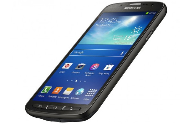 Samsung Galaxy S4 Active officially announced for rugged, water-splashing types
