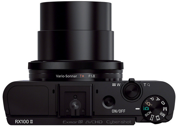 Sony Cyber-shot RX100 II takes on the Ricoh GR with a slew of new features