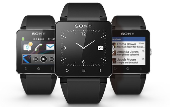Sony SmartWatch 2 displays caller ID, messages, Facebook and Twitter in rugged package