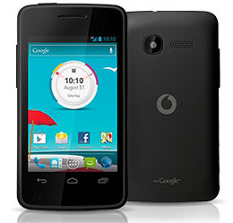 Vodafone throws down the super cheap £50 Smart Mini Android smartphone - perfect for the festival season