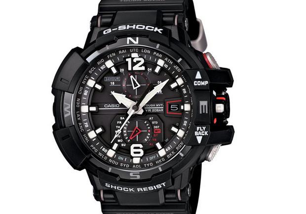 Casio g shock watch 2013
