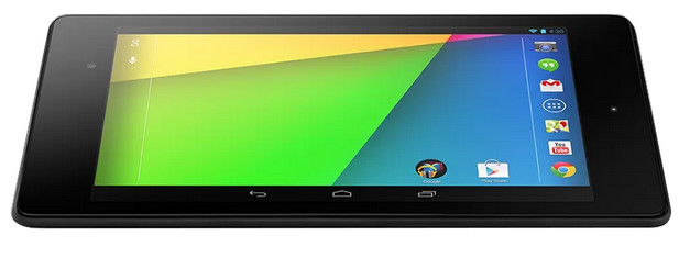 Google new Nexus 7 tablet set for mid-September UK release, priced from £199