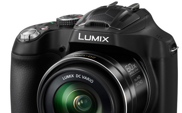 Panasonic Lumix DMC-FZ70 16MP superzoom packs a truly massive massive 60x optical zoom