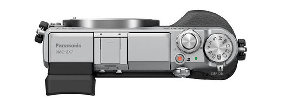 Panasonic Lumix GX7 - images and specs leads ahead of launch