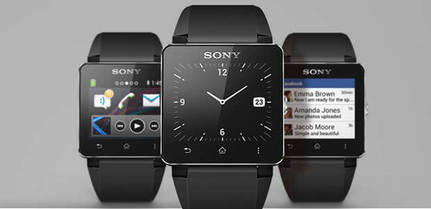 Sony SmartWatch 2 SW2 available in the UK from July 15th