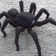 Look away now if you have any kind of fear of spiders, because this spooky little bug robot will probably send you fleeing.