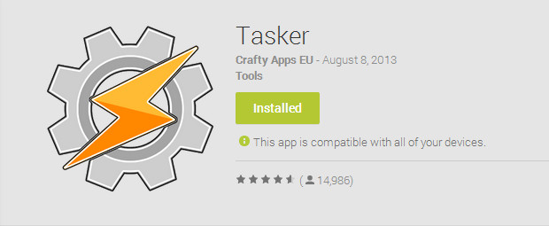 tasker - How to DEFINITELY turn off the annoying Samsung Galaxy S4 camera shutter noise