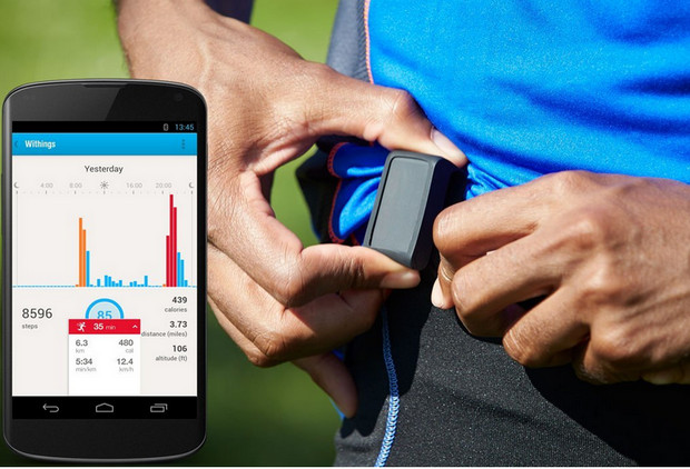 Withings Pulse takes on Fitbit with slick fitness activity monitor with heartbeat monitor