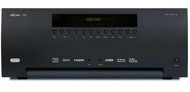 Arcam unleashes the powerhouse FMJ AVR750 High-End 4K AV Receiver