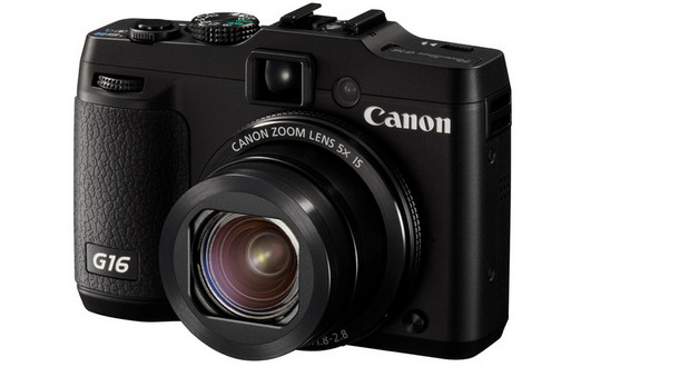 Canon PowerShot G16 announced and it's more of the same, really