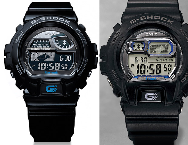 Casio G-SHOCK GB-6900B/X6900B watches announced with Bluetooth controls for smartphone music player