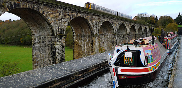 Google Street View to include the UK's canals and rivers